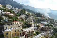 Positano Italiaanse Riviera Royalty-vrije Stock Foto
