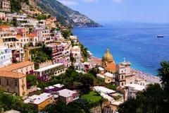 Positano, Italien lizenzfreie stockbilder