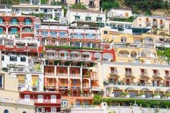 Positano, Italien Stockfotografie