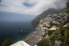 Positano, Italien Stockfoto