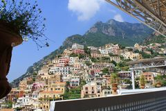 Positano Royalty Free Stock Image