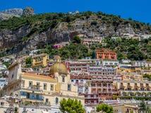 Positano, Italy stock image