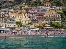 Positano, Italy Royalty Free Stock Photos