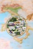 Positano Italy Stock Photography