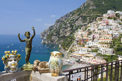 Positano, Italy Stock Photos