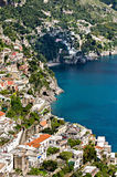 Positano , Italy Royalty Free Stock Image