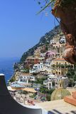 Positano by the Sea Stock Photography