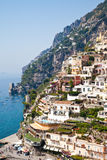 Positano view Royalty Free Stock Photos