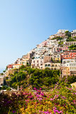 Positano view Royalty Free Stock Photo