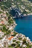 Positano, Włochy Obraz Royalty Free