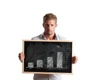 Positieve tendens Royalty-vrije Stock Afbeeldingen