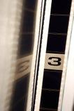 Positif de film Photographie stock libre de droits