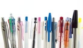 Position de crayon lecteur Image stock
