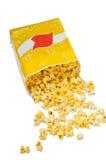 Position de maïs éclaté photographie stock libre de droits