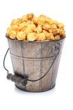 Position de maïs de caramel photo libre de droits