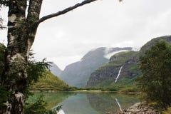 Position norvégienne Image libre de droits