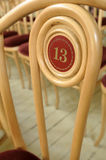 Position numéro 13. Photo libre de droits