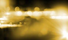 Positionieren Sie Leuchten Stockbild