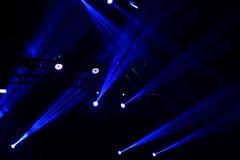 Positionieren Sie Leuchten Stockfotografie