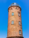 Positioning tower on Rugen. Cape Arkona on Rugen island in Germany Royalty Free Stock Images