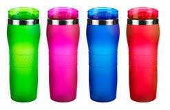 Positionnement chaud de tasse de boissons Images libres de droits