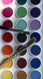 positionnement d'aquarelle photographie stock
