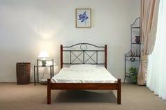 Positionnement de chambre à coucher Images libres de droits