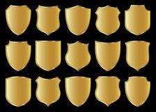 Positionnement de conception d'écran protecteur Photos libres de droits