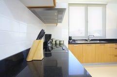 Positionnement de cuisine Images stock