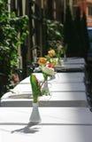 positionnement de dîner Image stock