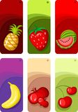 Positionnement de fruit Image stock