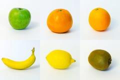 Positionnement de fruit Photographie stock libre de droits