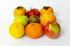 Positionnement de fruit Photo stock