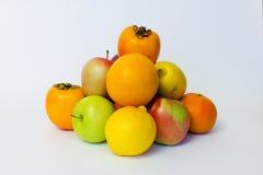 Positionnement de fruit Photos stock