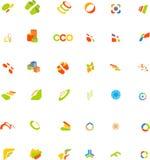 Positionnement de graphisme de vecteur Image stock