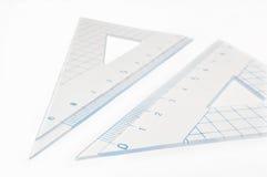 Positionnement de la géométrie. Photo stock