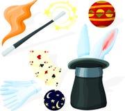 Positionnement de magie Image stock
