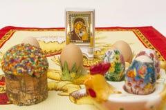 Positionnement de Pâques Photo stock