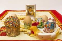 Positionnement de Pâques Photographie stock