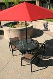 Positionnement de Tableau de patio photos libres de droits