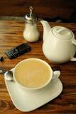 Positionnement de thé. Photographie stock