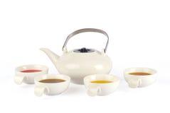 Positionnement de thé photographie stock libre de droits