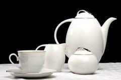 Positionnement de thé photographie stock
