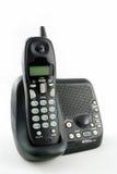 Positionnement de téléphone sans fil Photo libre de droits