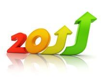 Positiv 2011 Lizenzfreie Stockfotografie