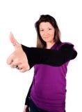 Positiv female Stock Photos