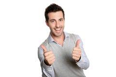 Positive attitude Stock Photography