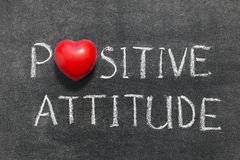 Positive attitude Royalty Free Stock Photos