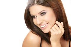 Positive beauty Stock Photos