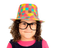 Positive child Stock Images